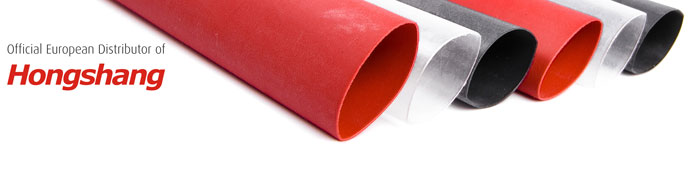 Official European importer and distributor of Hongshang heat shrink tubing